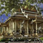 Buddha temple. Cebu City