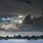 Phnom Penh. River Side