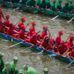 Water Festival. Phnom Penh