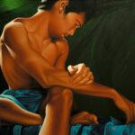 Ricardo Casal. Artist