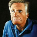 Portrait by Ricardo Casal