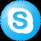Chat via Skype